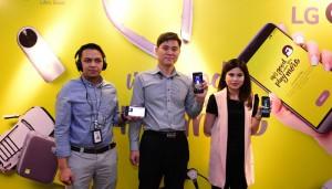 LG G5 SE 32bit Audio