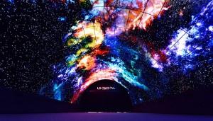 Terowongan OLED LG