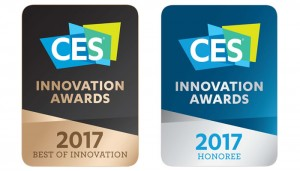 Consumer Electronics Show 2017 Innovation Awards