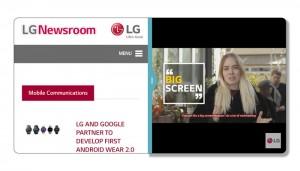 Antarmuka LG UX 6.0