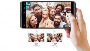 Kamera Selfie LG