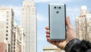 LG FullVision Android Smartphone