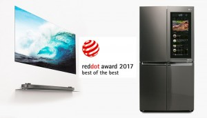 Red Dot Award 2017 - Best of the Best