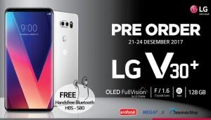 Pre Order LG V30 Plus