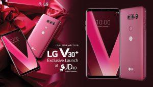 LG V30 PLUS Indonesia