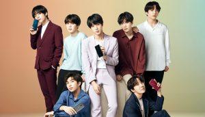 Grup K-Pop BTS