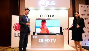 TV OLED 4K HDR LG