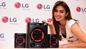 Speaker LG