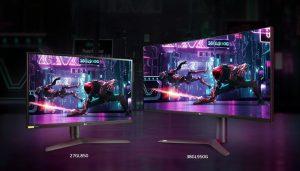 Monitor Gaming LG