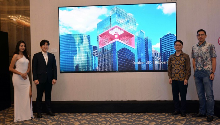 "LG 130"" LED All-in-One"