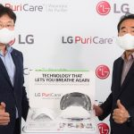 LG Wearable Air Purifier