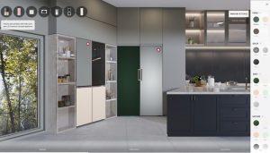 LG Furniture Concept Appliances at CES 2021