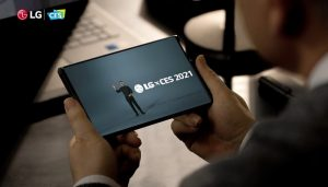 LG CES 2021 Virtual