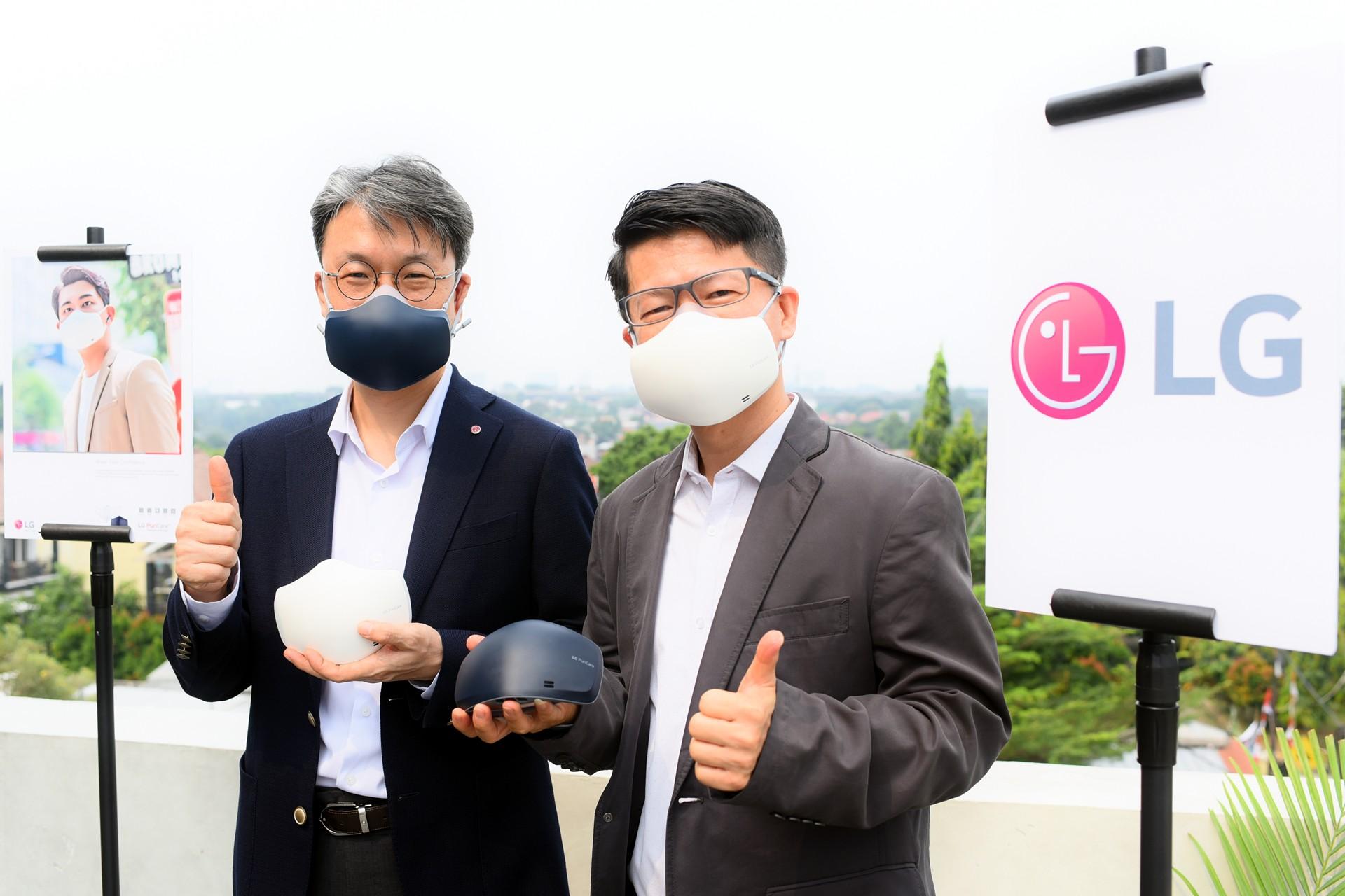 Masker LG