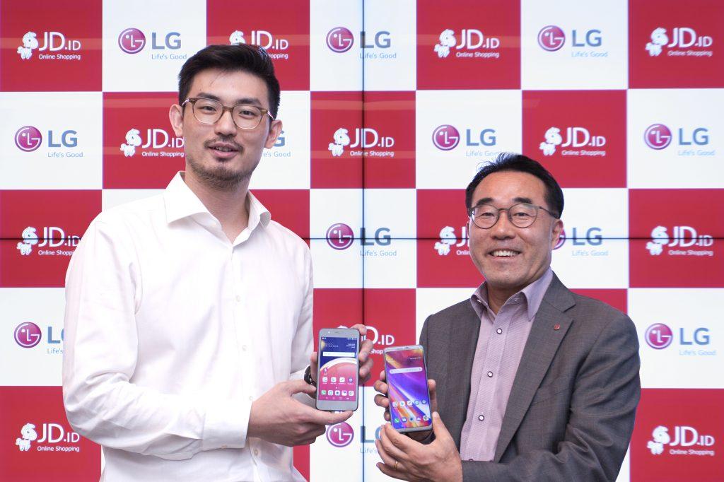 LG K9 BTS Edition