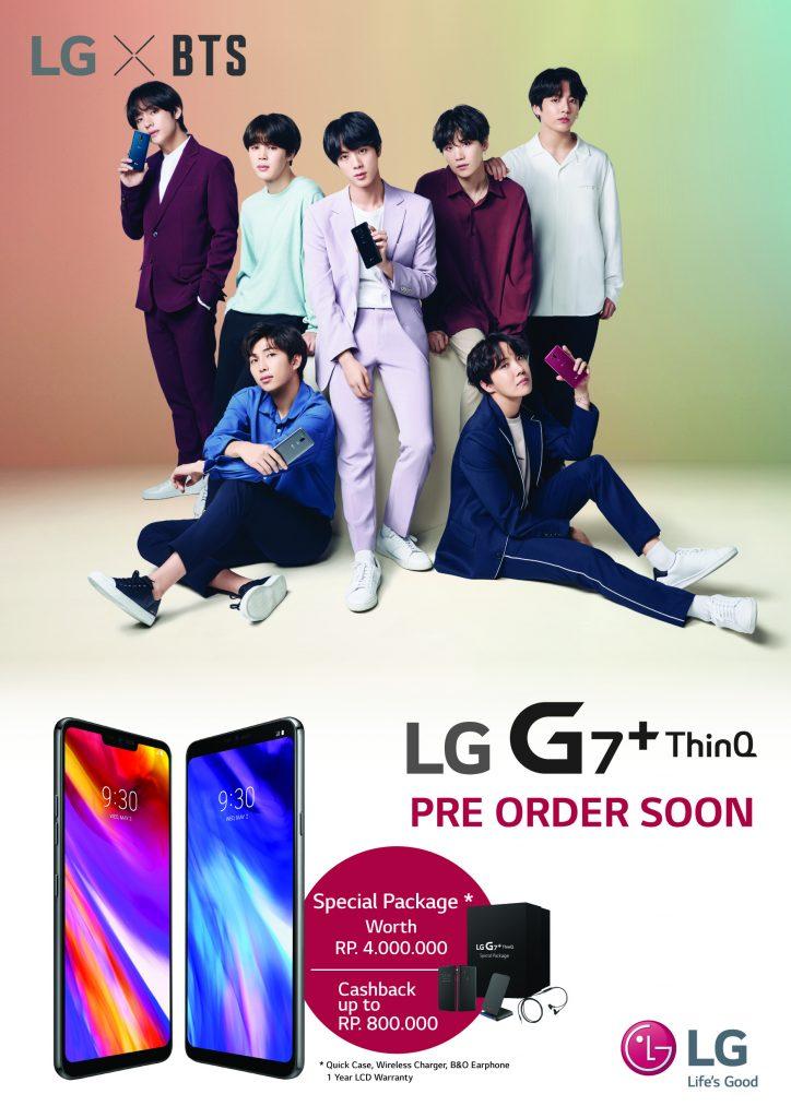LG G7 Pre Order