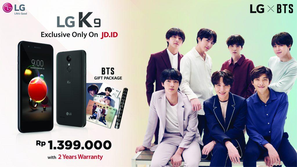LG K9 BTS JD.id
