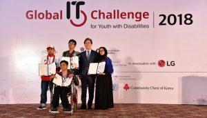 Wakil Indonesia Jadi Jawara Global IT Challenge