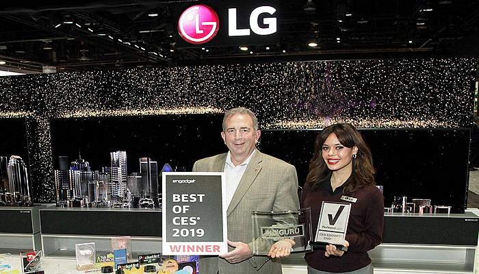 CES 2019 Winner