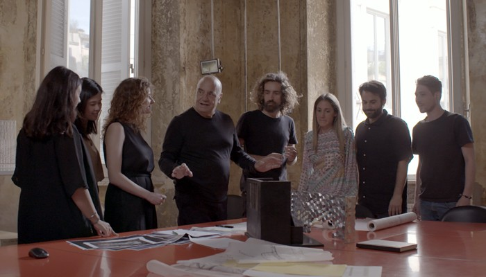 Kolaborasi LG dan Studio Fuksas