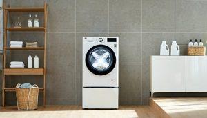 Mesin Cuci LG Dengan Kecerdasan Buatan