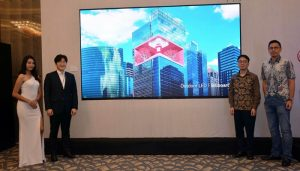 """LG 130"""" LED All-in-One"""